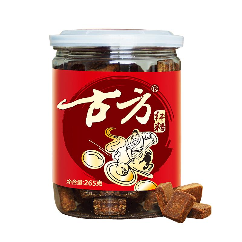 【古方】红糖大红罐 265g
