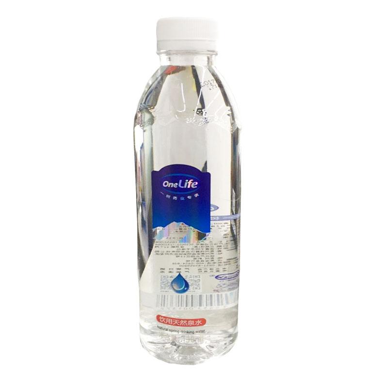 【Onelife】飲用天然泉水430ml