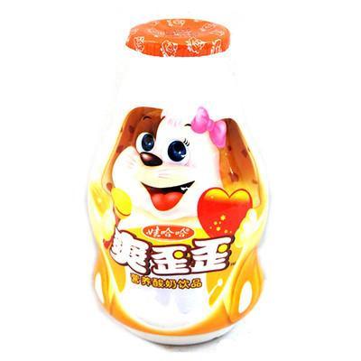 【娃哈哈】爽歪歪酸奶200ml*4瓶