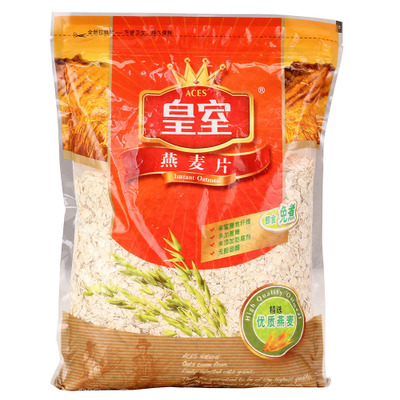 【皇室】燕麥片700g