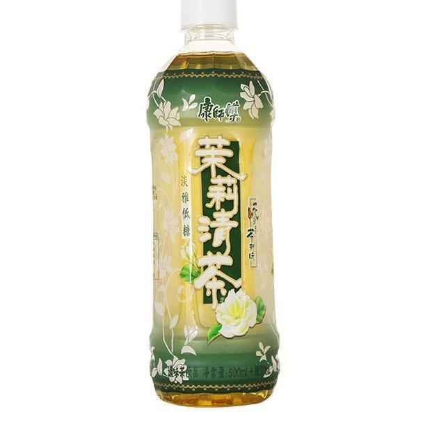 康師傅茉莉清茶500ml+50ml/500ml