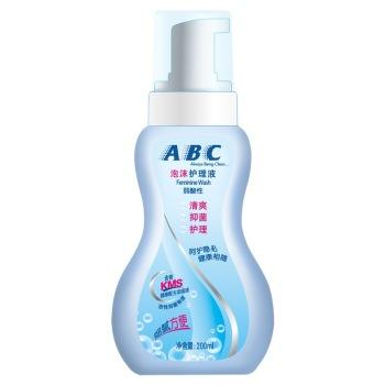 【ABC】泡沫护理液(200ml)