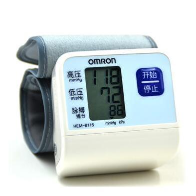 【電子血壓計】歐姆龍電子血壓計(HEM-6116)