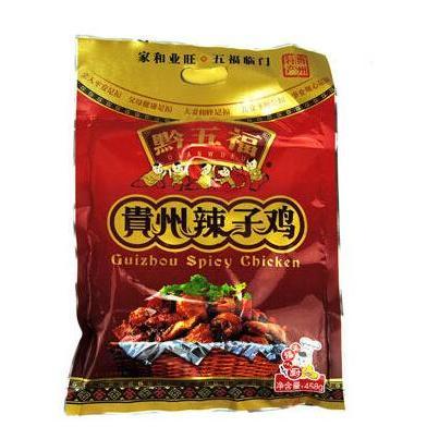 黔五福貴州辣子雞300g