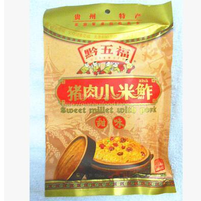 黔五福豬肉小米鲊400g