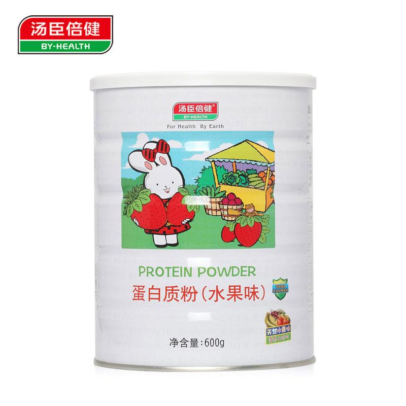 大健康 ·【汤臣倍健】儿童蛋白质粉(天然水果味)(600g)(康2)
