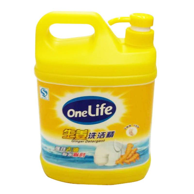 【onelife】生姜洗潔精 2kg