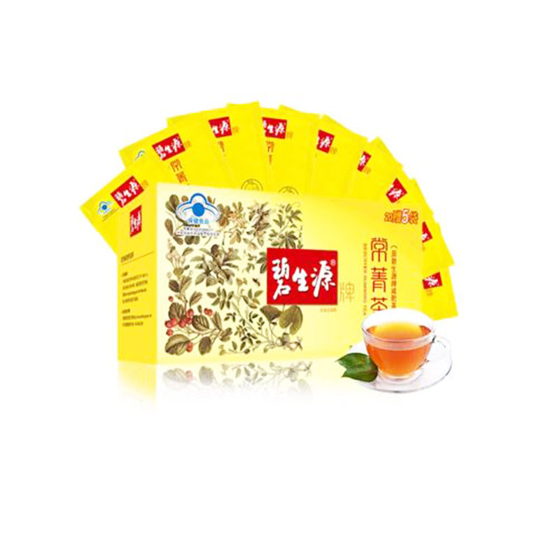 【碧生源】常菁茶