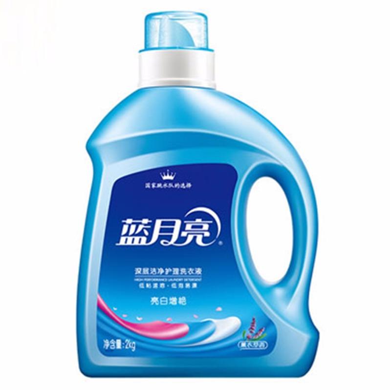 【藍月亮】薰衣草洗衣液(2000g)