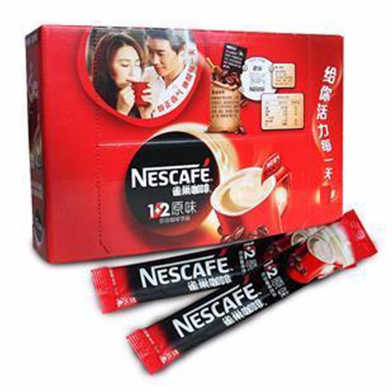 雀巢咖啡1+2原味18(30*15g)/雀巢咖啡1+2原味微研磨 @18(30x15g) CN