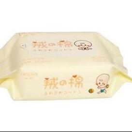 妮飘婴儿柔湿巾(25抽)