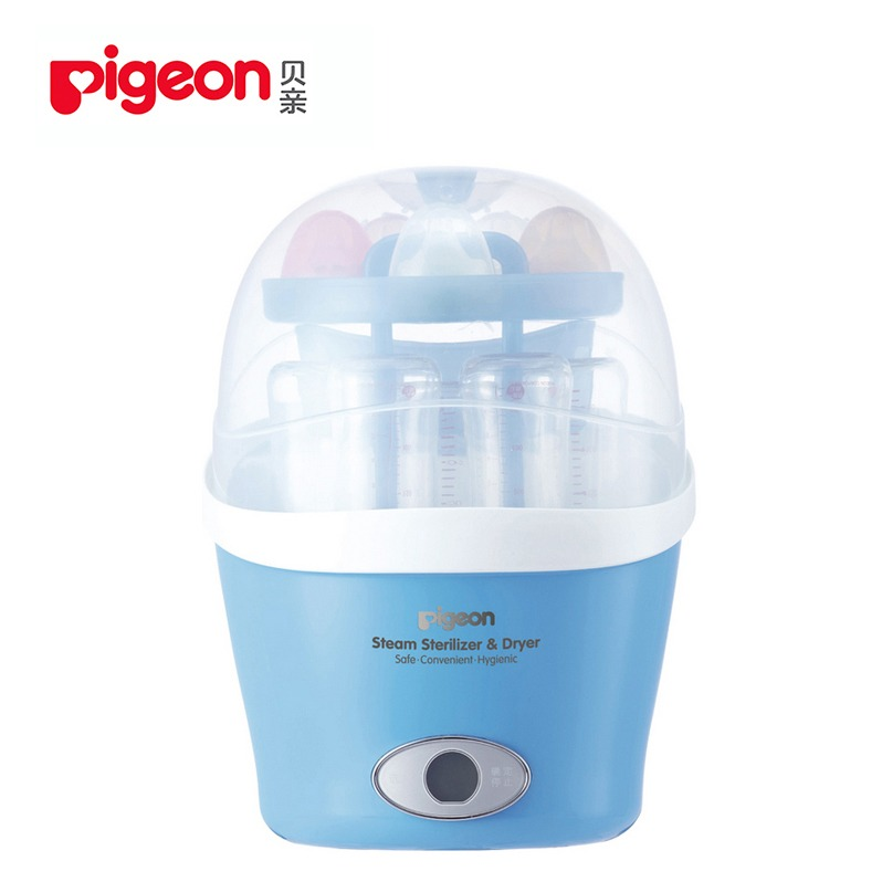 【貝親】烘干式蒸汽消毒器(吉2)