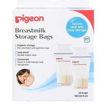 贝亲母乳储存袋 180ML*25