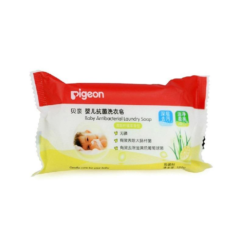贝亲婴儿洗衣皂(清新柠檬草香型)120g