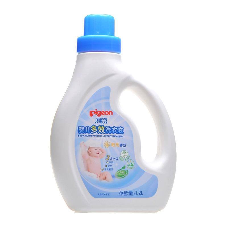 【贝亲】多效洗衣液(阳光型)1.2L(吉2)