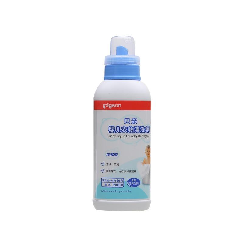 贝亲浓缩型衣物清洗剂600ML(统)