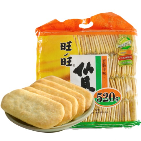 好食汇 ·旺旺仙贝  520g