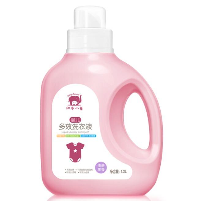 红色小象多效洗衣液(吉2)