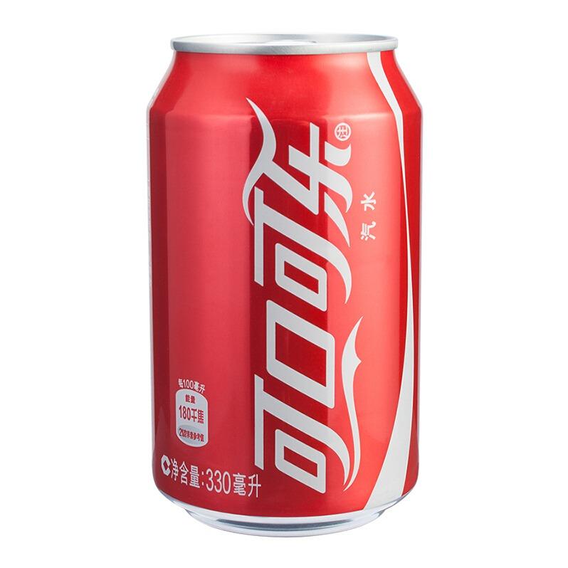 【可口可樂】可口可樂(肥宅快樂水)330ml