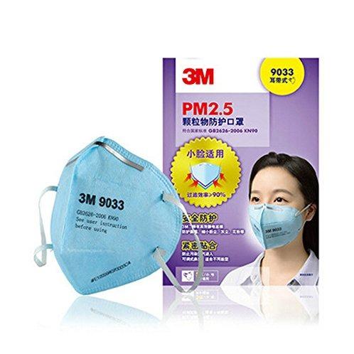 3M PM2.5颗粒物防护口罩