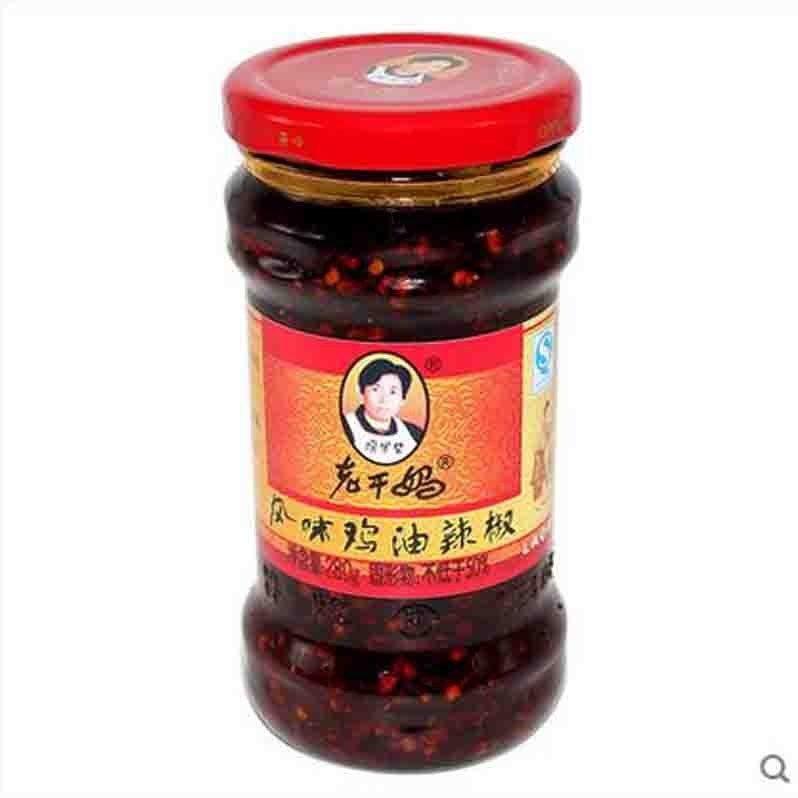 【老干媽】雞油辣椒(280克