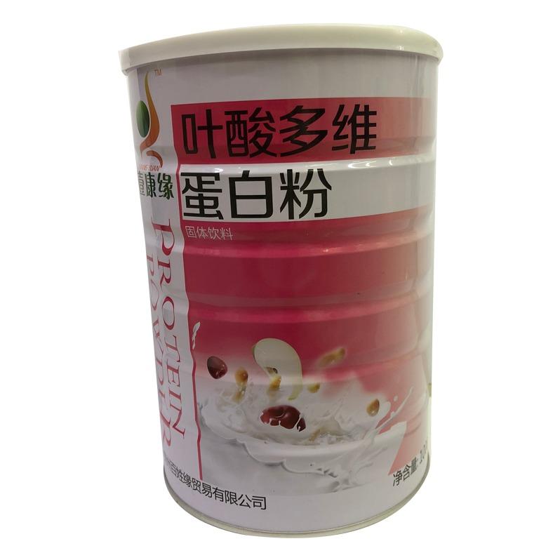 壹康緣葉酸多維蛋白粉(統)