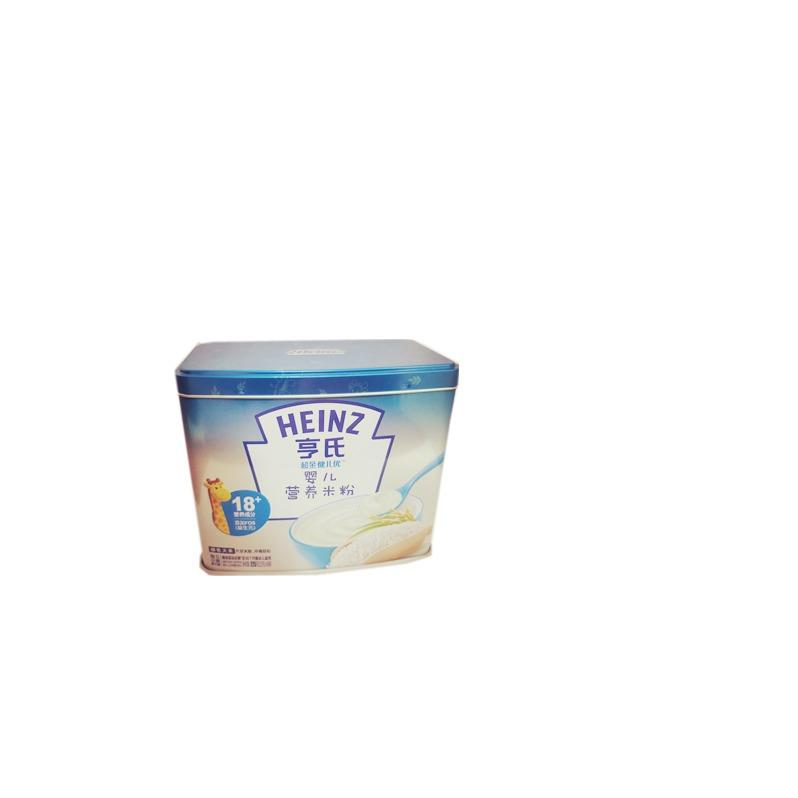 輔食惠 · 亨氏超金健兒優嬰兒營養米粉225g