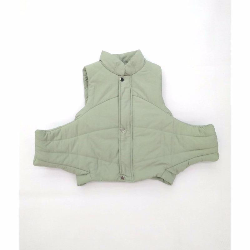 【熙優米】棉衣馬甲  型號:80/48   灰色(28411391)