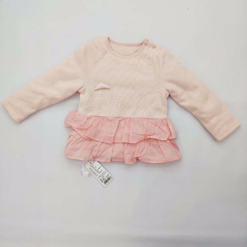 【熙優米】公主連衣裙  型號:100/52   米粉色(28420031)