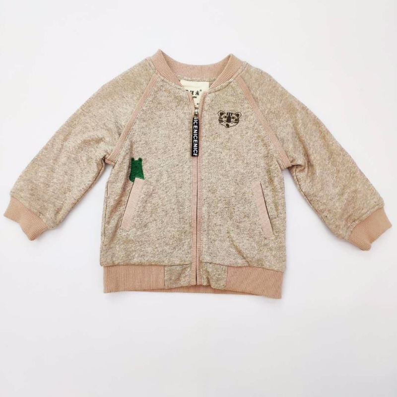 【熙優米】  外套  型號:80/48   米粉色 (28310061)