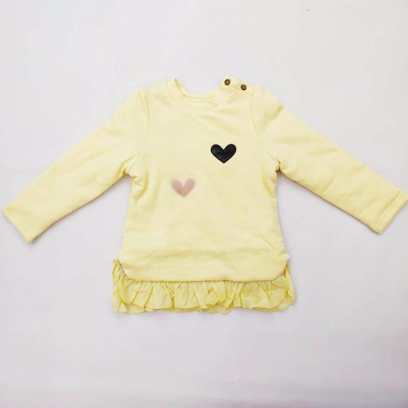【熙優米】女T恤  型號:90/48   米黃色(28420201)