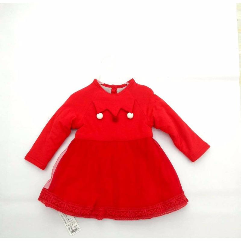 【熙優米】女連衣裙  型號:80/48  紅色(28420892)