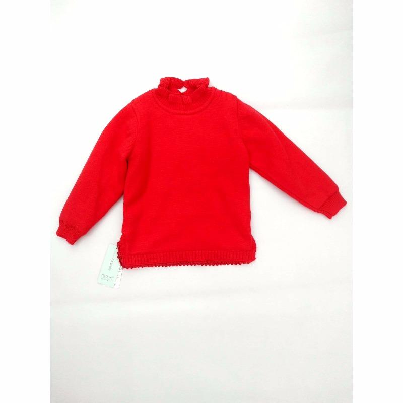 【熙優米】女毛衣  型號:100/52  紅色(28421052)