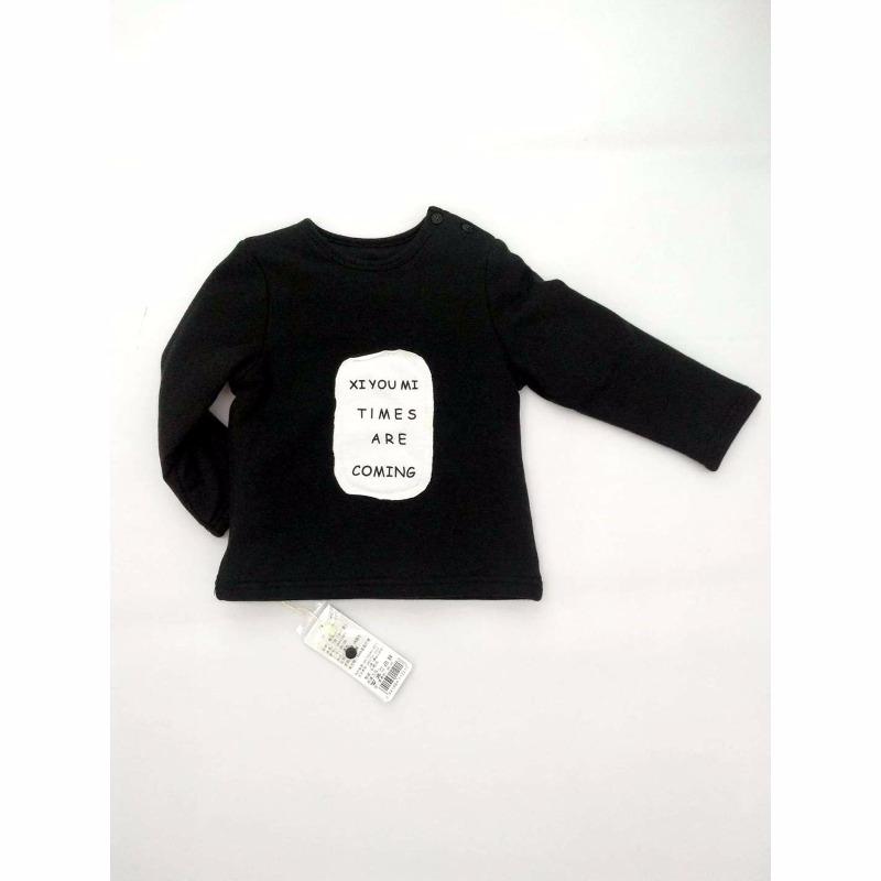 【熙優米】男T恤(特)  型號:80/48  黑色(28411983)