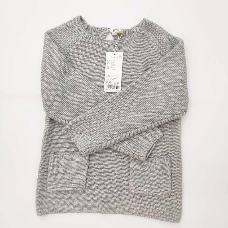 【熙優米】女毛衣  型號:120/60  灰色(28322742)