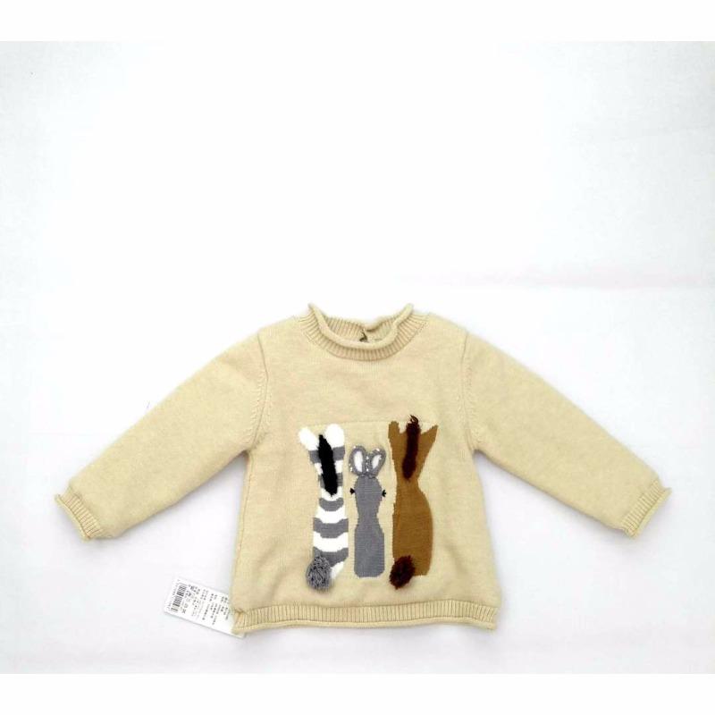 【熙優米】女毛衣  型號:80/48   米粉色(28421082)