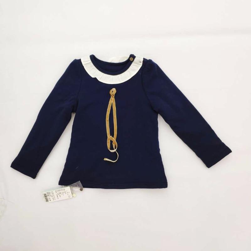 【熙優米】女 公主T恤   型號:110/56 深藍色(28420512)