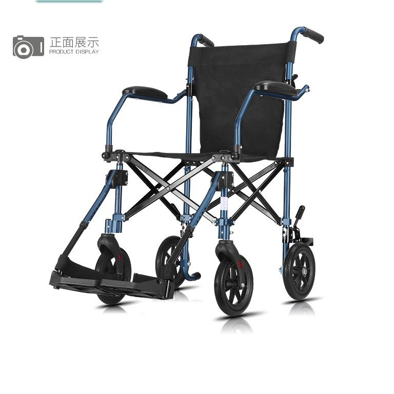 可孚舒悅手動輪椅車SYIV100-KJT