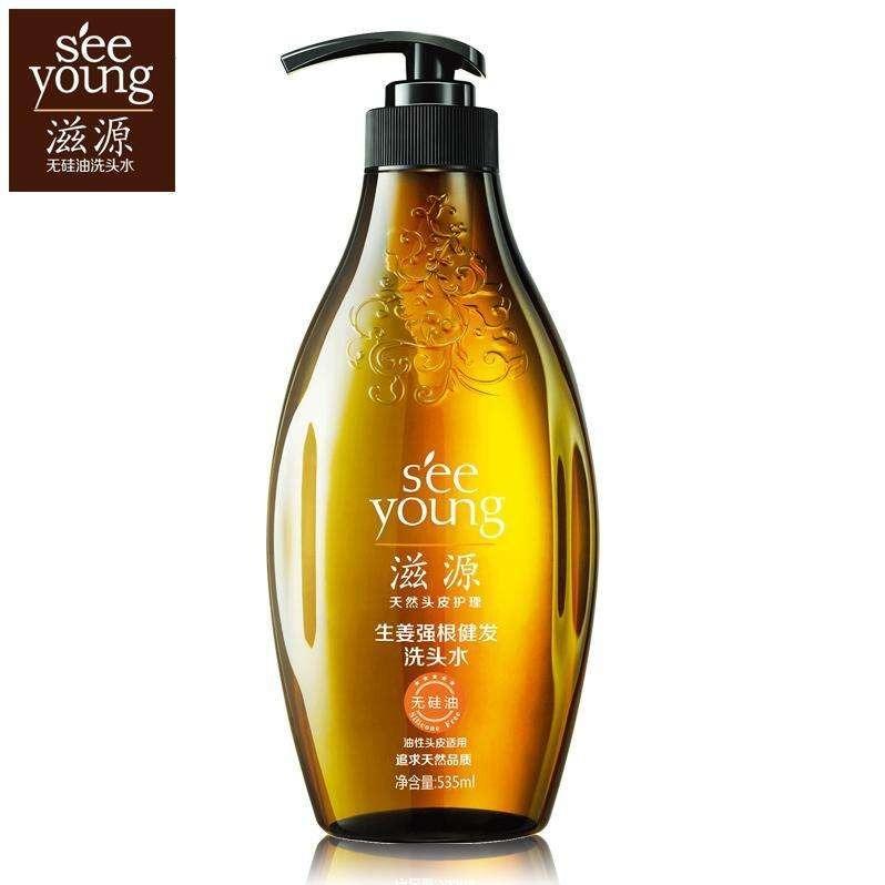 【滋源】滋源生姜強根健發洗頭水油性頭皮(535ml)