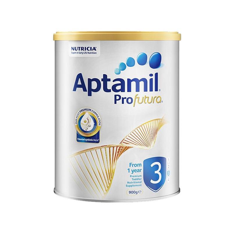 全球康健購·最新包裝【愛他美】澳洲Aptamil   白金版嬰兒奶粉3段  1罐裝  (1-3歲以上)