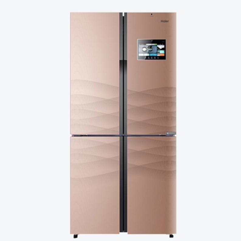 Haier/海爾 BCD-458WDIAU1十字對開門干濕分儲風冷無霜變頻電冰箱