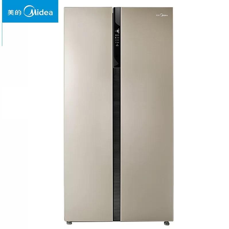 智慧生活·Midea/美的 BCD-545WKGM對開門雙門家用節能無霜電冰箱旗艦店電器狂歡節