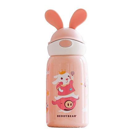 盖亚-定制款儿童杯TQGJ001-600兔耳杯【Gaia 盖亚跨境购】