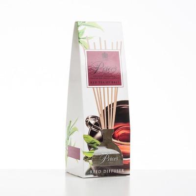 蓋亞-全球購.英國Prices紅茶球 藤條香薰瓶 1套裝  240mm*78mm*78mm【Gaia 蓋亞跨境購】
