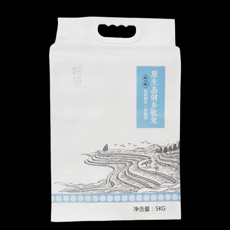 黔好貨 · 黔邨侗鄉軟米+黔邨山茶調和油1.8L