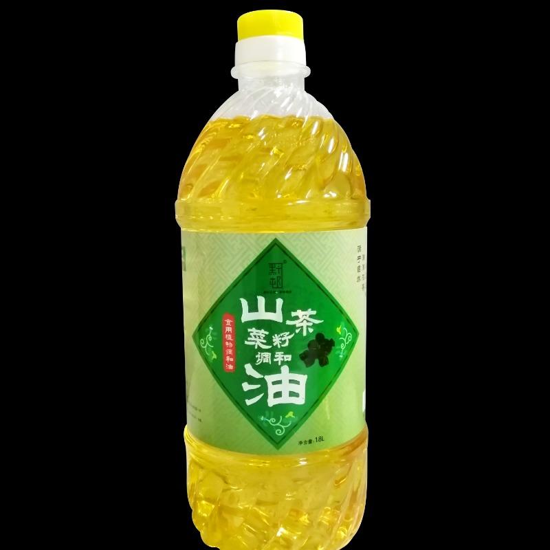 黔好貨 · 【黔邨】山茶調和油1.8L*2桶