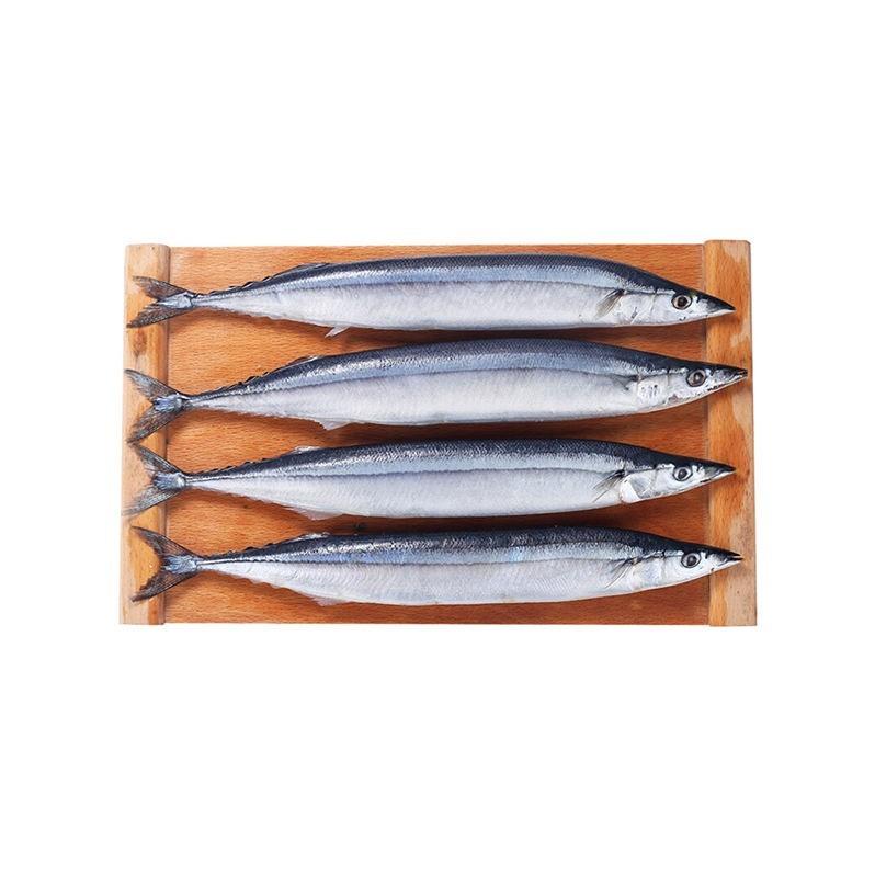 民生惠 ·歐鮮生 深海冷凍秋刀魚 300G*3包