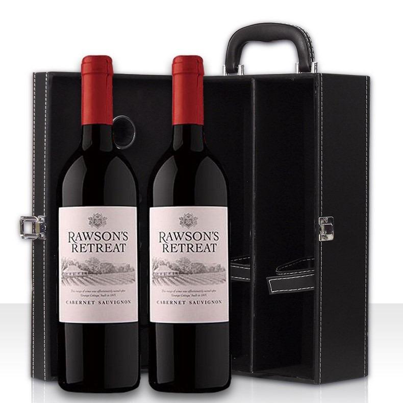 民生惠 ·奔富 洛神山庄梅洛干红葡萄酒 礼盒装 750ML/瓶