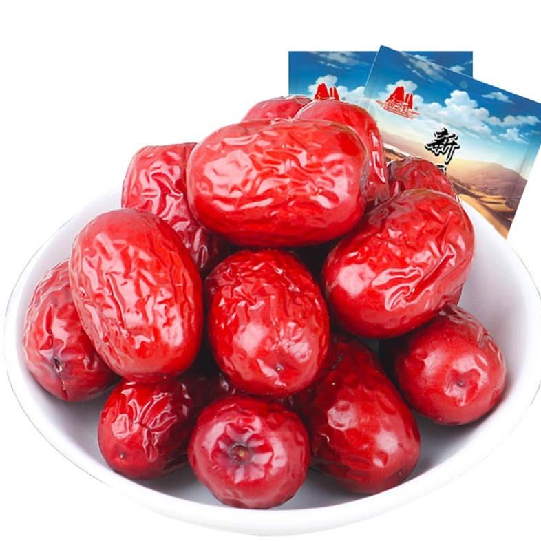民生惠 ·润之红 新疆红枣灰枣500G