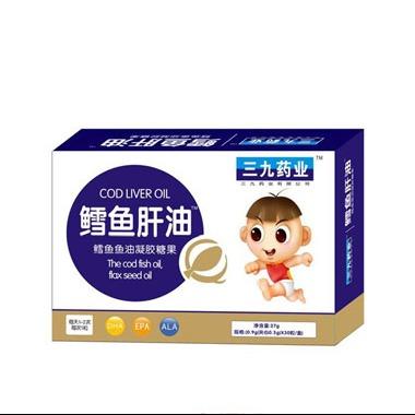 三九药业 鳕鱼肝油